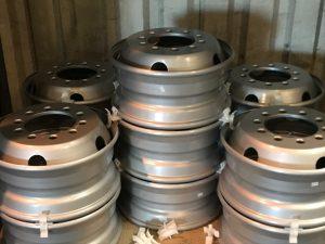 stock roue acier FEV