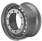 Trucks steel wheels