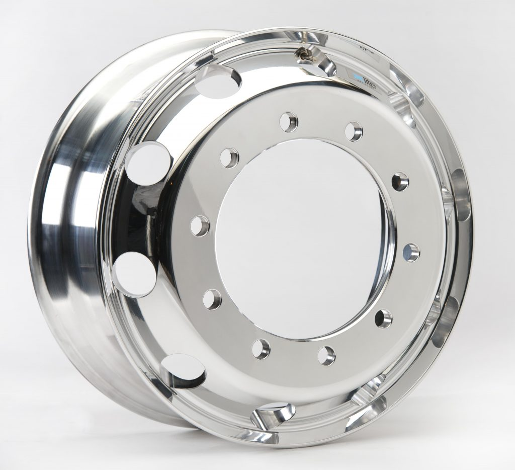 Jante aluminium poids-lourds
