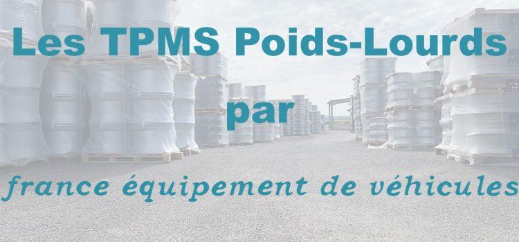 Nouveau catalogue TPMS en cours..